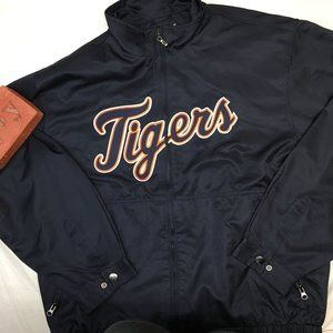 Cutter And Buck Weather Tec Detroit Tigers Size Lg